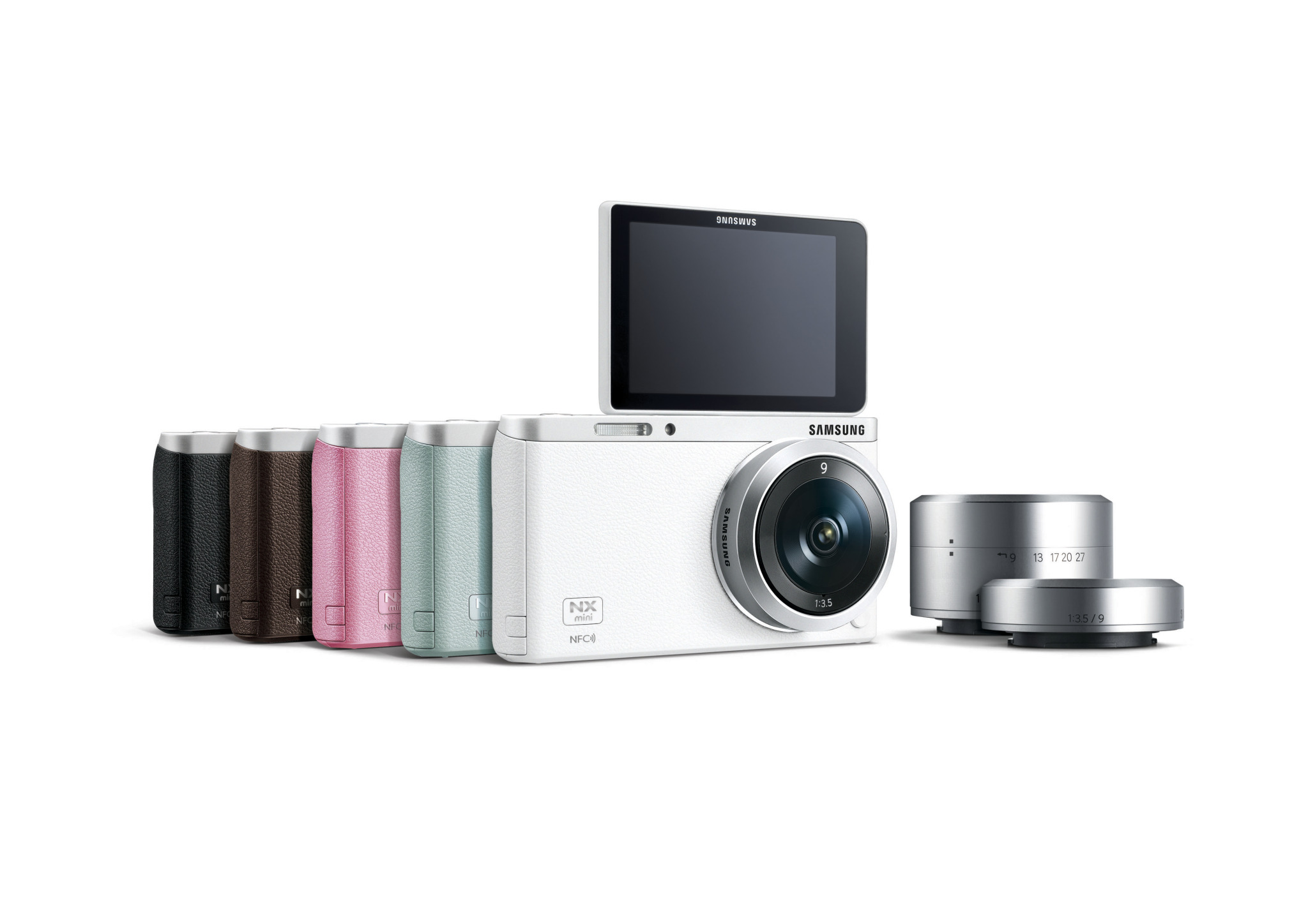 Samsung Selfie NX Mini Camera