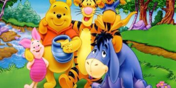 Winnie the Pooh and friends to get a live-action makeover.