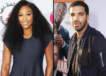Drake and Serena