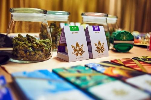 Snoop Dogg Launches exclusive brand of marijuana