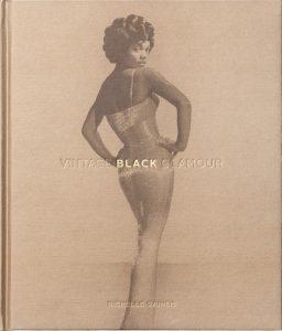 vintage black glamour