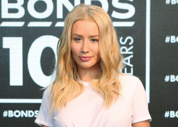 Bonds Celebrate 100 Years With Iggy Azalea And Pat Rafter