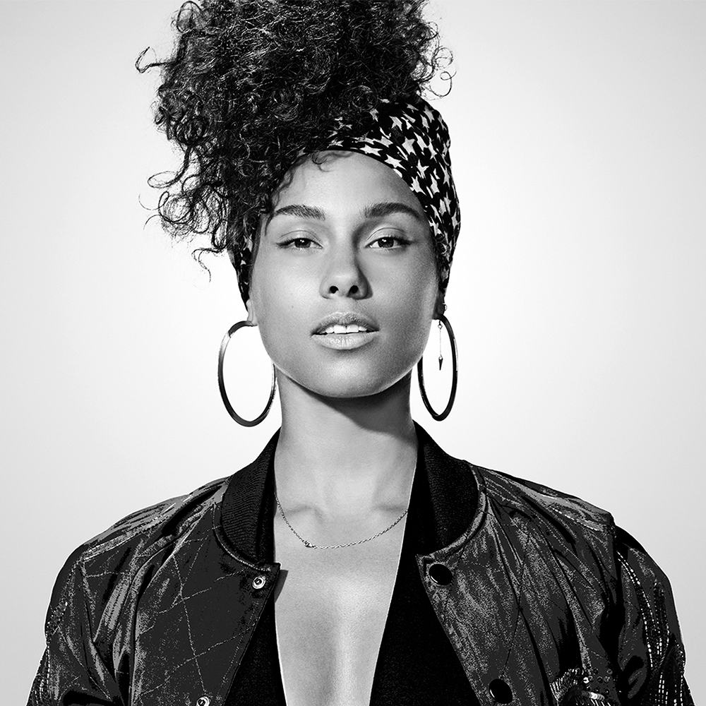 Alicia Keys- single