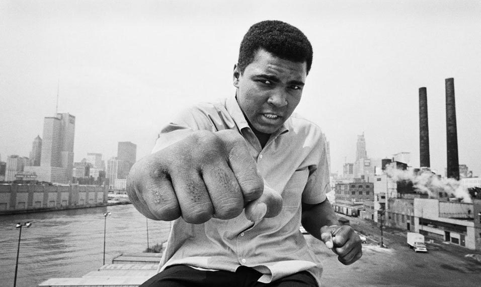 The Champ- Muhammad Ali