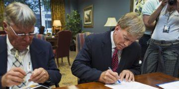 David Duke Senate Run