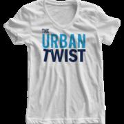 Logo White Tee W