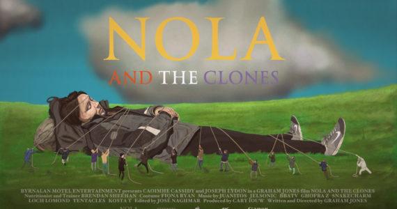 NOLA AND THE CLONES directed by Graham Jones (2016)