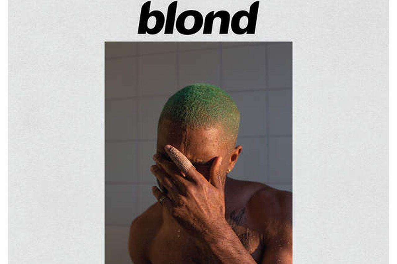 blond- Frank Ocean