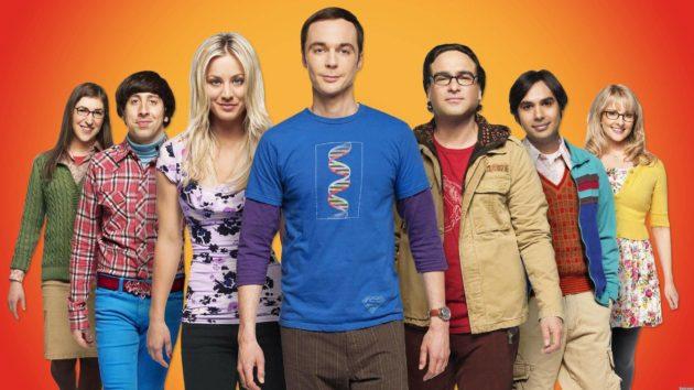 Big bang theory air dates