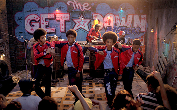 Netflix Scores Another Hit with 'The Get Down' | The Urban Twist