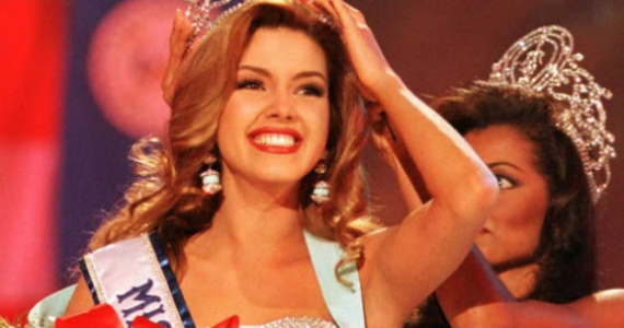 Alicia Machado Miss Universe