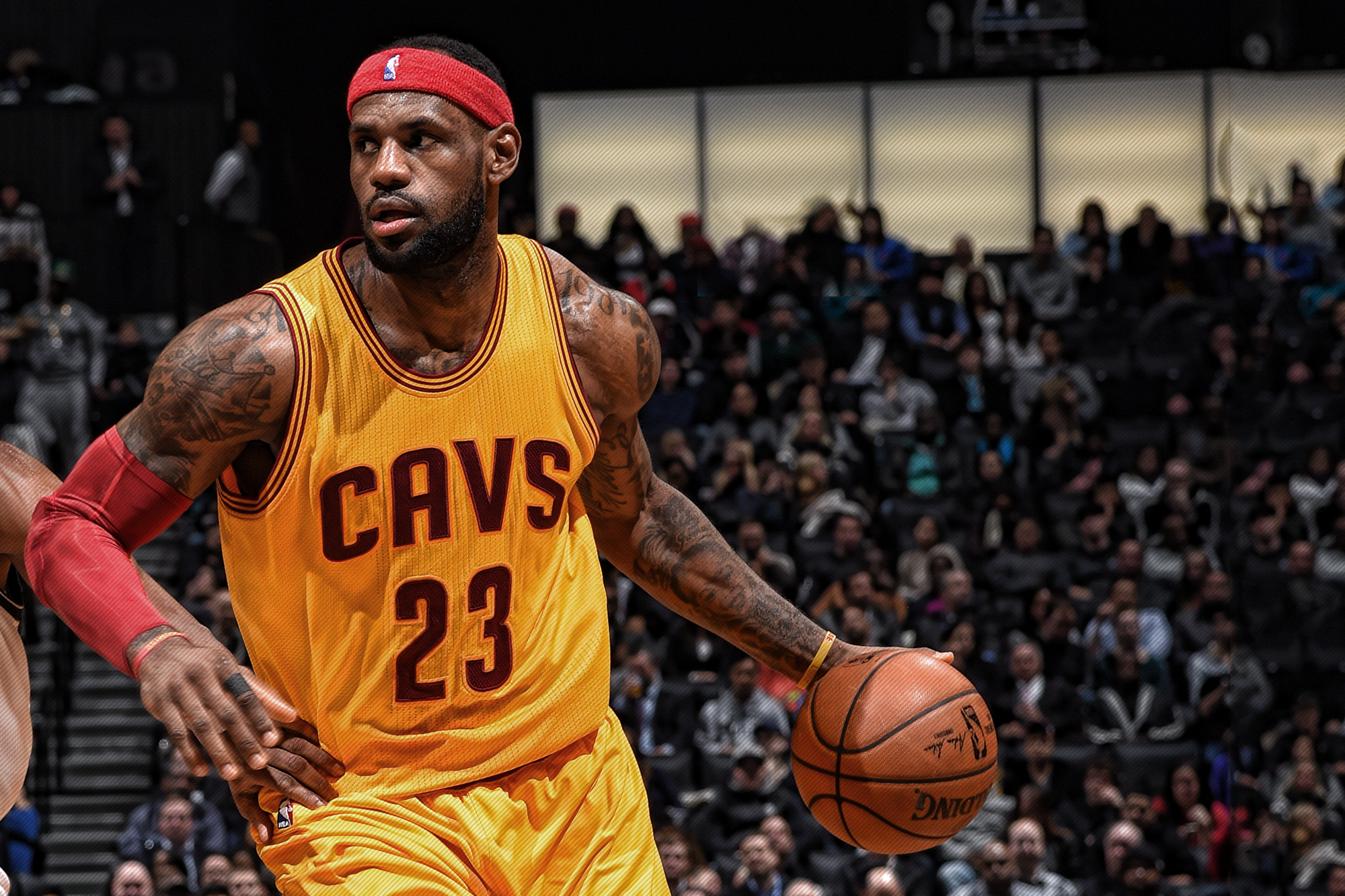 LeBron James Announces Plans to Attend College