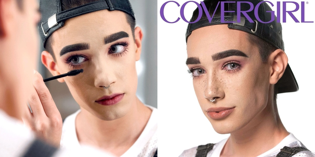 CoverBoy James Charles