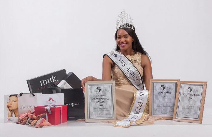 Mrs. Africa 2017