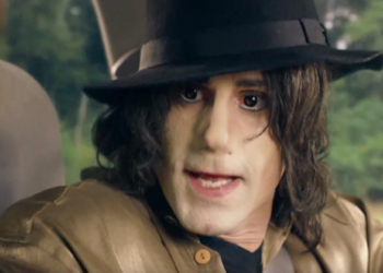 WATCH: First Look at White Actor Joseph Fiennes' Portrayal of Michael Jackson