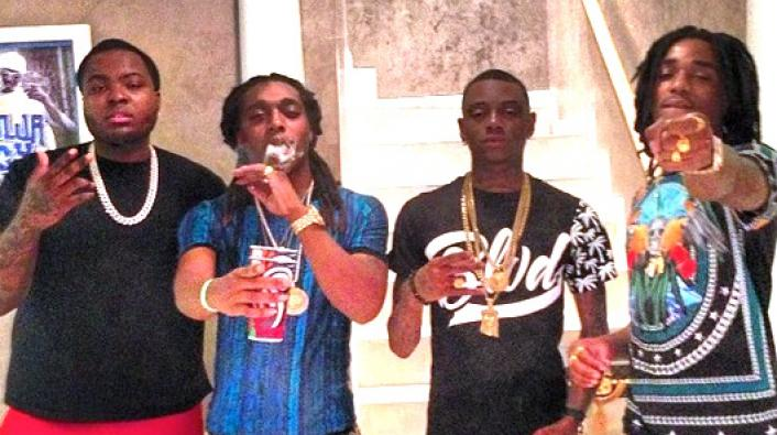 Sean Kingston Migos