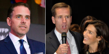 Former Vice President Joe Biden's Son's Widow is Now Dating His Other Son