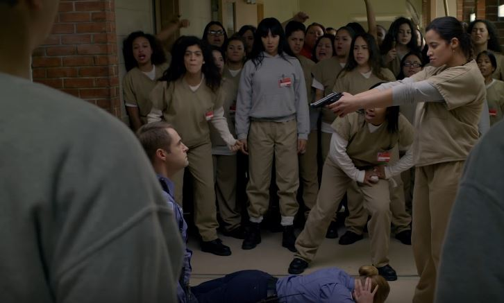 Watch the First Minute of the 'Orange Is the New Black' Season 5 Premiere Right Now | The Urban ...