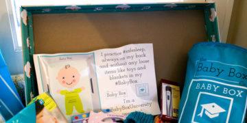 Ohio Baby box