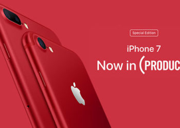 Why the iPhone 7 Plus (PRODUCT) RED is Truly the Apple of my Eye