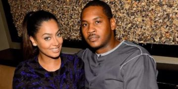 Carmelo and La La Anthony Aren't Headed for Divorce Just Yet