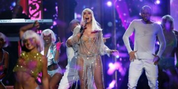 Music Legend Cher Honored with ICON Award at the 2017 Billboard Music Awards