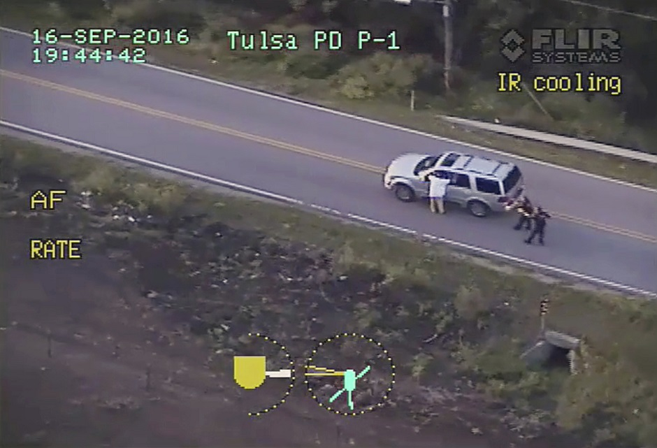 Jury Acquits Tulsa Police Officer in Fatal Shooting of Black Man