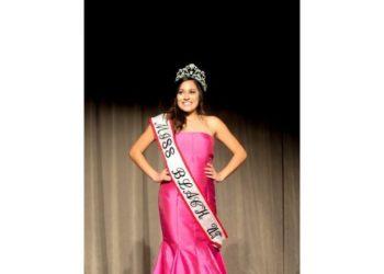 Miss Black University of Texas- Austin