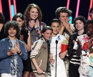 Strange is good: Stranger Things wins big at the 2017 MTV Movie & TV Awards