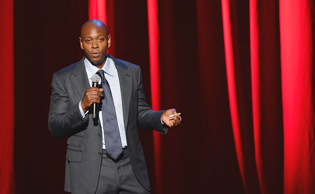 Dave Chappelle Returns To Radio City Music Hall this August