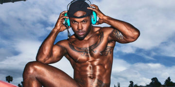 Former 'Love & Hip Hop: Hollywood' Star Christopher Milan Poses Butt Naked in Paper Magazine