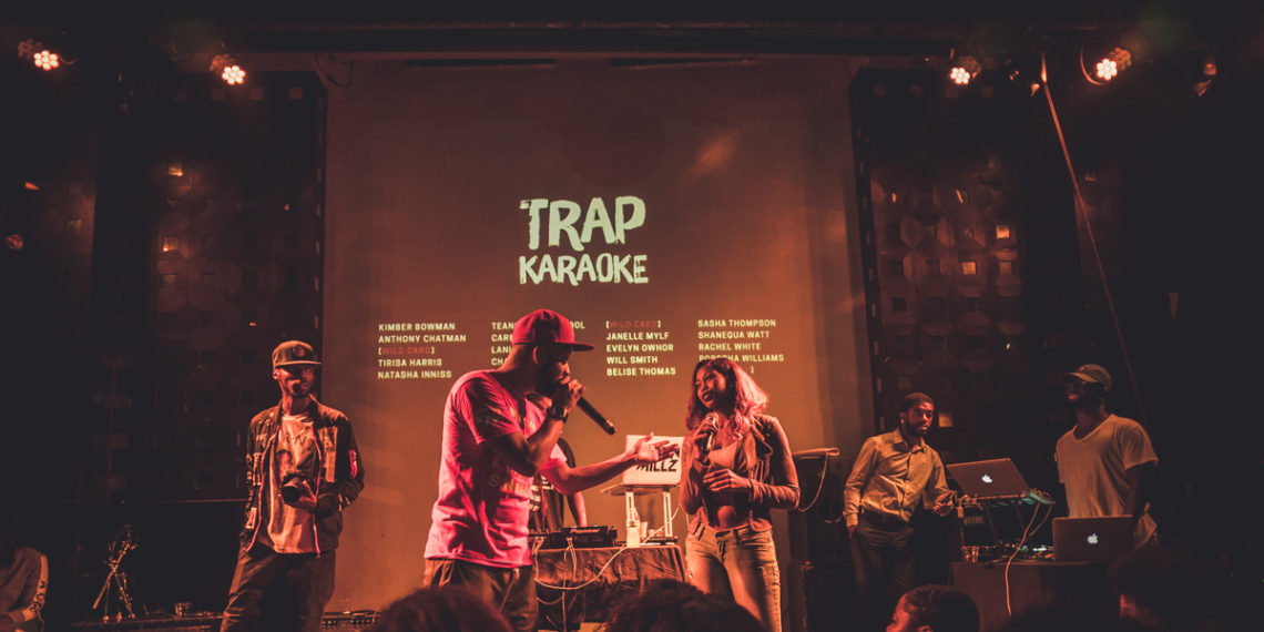 Here is why HBO partnered with TRAP Karaoke to Promote 'Insecure' and 'Ballers'
