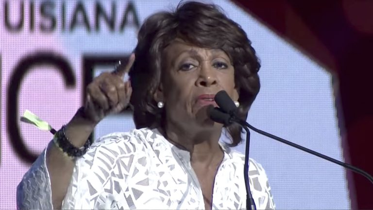 Ben Carson is Unqualified for the HUD Secretary Office Says Rep. Maxine Waters