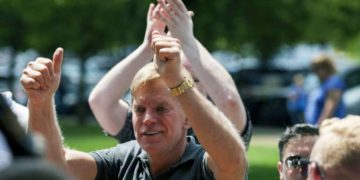 Former KKK Leader David Duke Thanks President Trump for His 'Honesty & Courage'