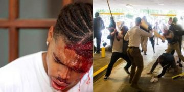 Deandre Harris Speaks on Being Assaulted by White Supremacists During Charlottesville Rally