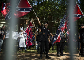 Leaked Chats Show White Supremacists Plans of Running Over Counter Protestors in Charlottesville