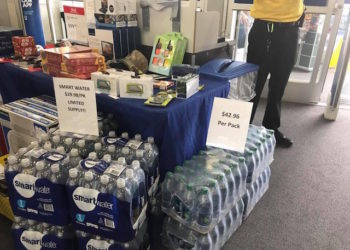 Best Buy Says the Pricing of $43 Dasani Water Cases in Houston was 'A Big Mistake'