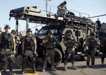 Trump Ends Obama's Limits on Surplus Military Gear Given to Local Police