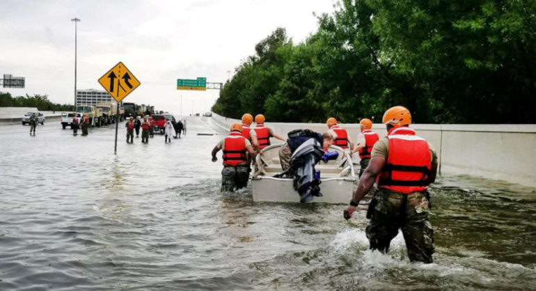 U.S. thanks Mexico for Texas flood aid offer
