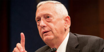 Secretary of Defense James Mattis Halts Trump's Ban on Transgender Troops for Now