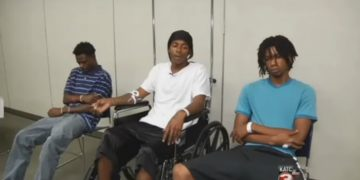 Three Young Black Men Get Hit By Truck and are Charged For Not Wearing Reflective Clothing