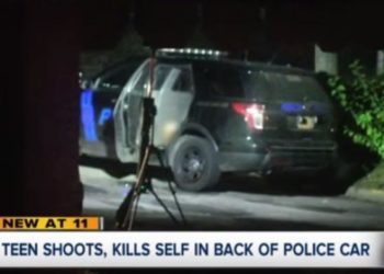 Medical Examiner Rules That Teen Shot and Killed Himself in the Back of a Police Cruiser