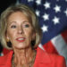 Betsy DeVos Planning to Scrap Obama Rules On Campus Sexual Assault
