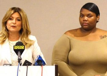Usher Accuser, Quantasia Sharpton, Lied About Sex Tape