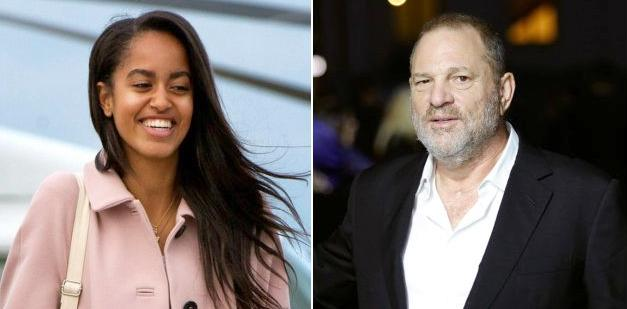 Malia Obama Could Be Called to Testify Against Harvey Weinstein