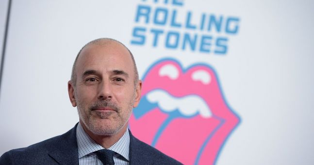 Matt Lauer, Arguably America's Most Recognizable News anchor, Has just been Fired Because of Sexual Misconduct