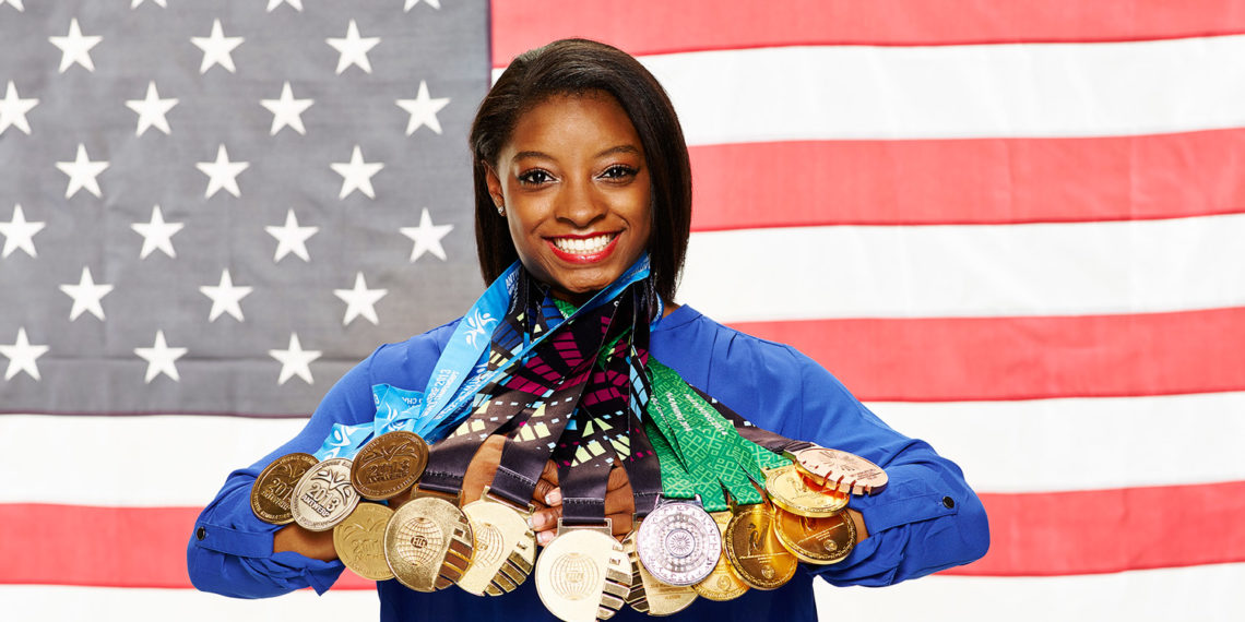 Simone Biles Allegedly Abused by Doctor Larry Nassar