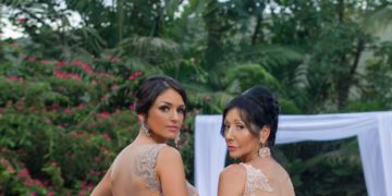 Come See How Wedding Dress Designers Naama and Anat Specialize in Custom Designs