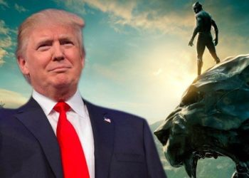 $300 Reward Offered to Journalists Who Seriously Ask Trump About US-Wakanda Relations