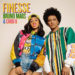 """Cover image to """"Finesse"""" by Bruno Mars and Cardi B."""